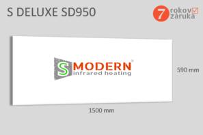 infrapanel s modern s deluxe sd950