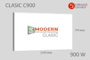 infrapanel smodern clasic C900