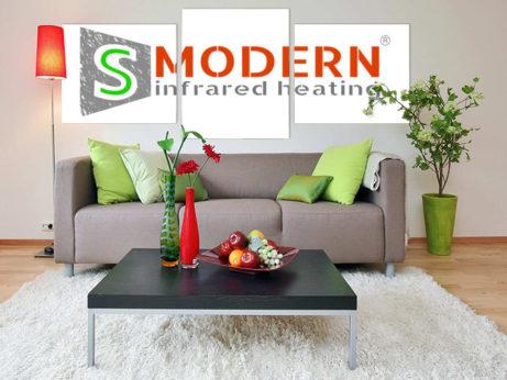 elektrické infravykurovanie S MODERN produkty