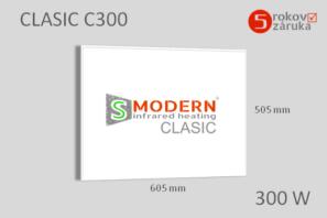 infrapanel smodern clasic C300