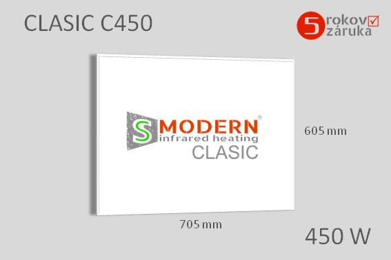 infrapanel smodern clasic C450