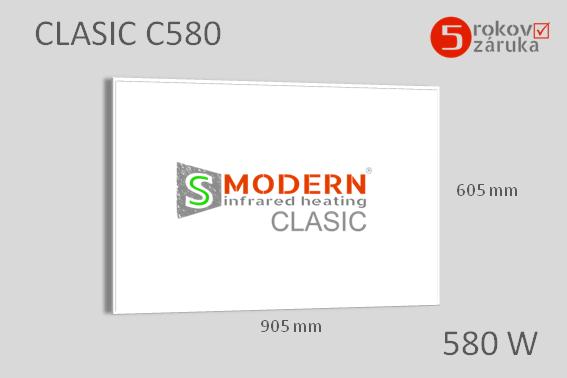 infrapanel smodern clasic C580