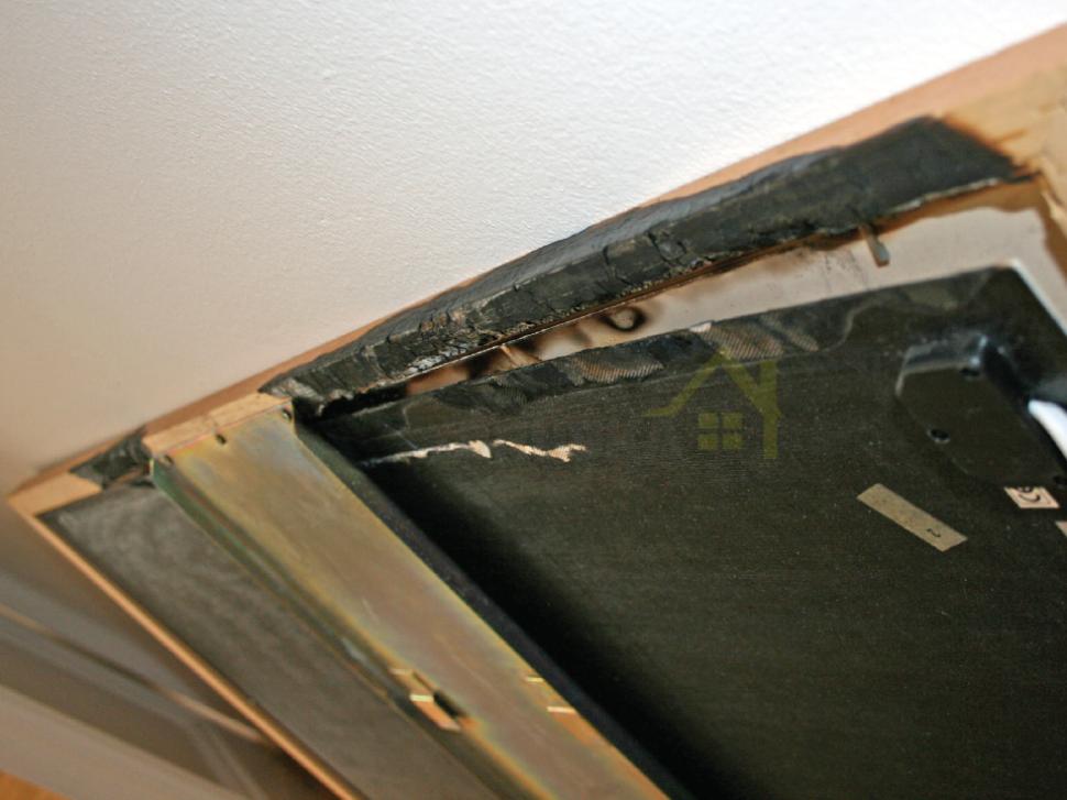 lacný infrapanel - drevený rám, plasová doska