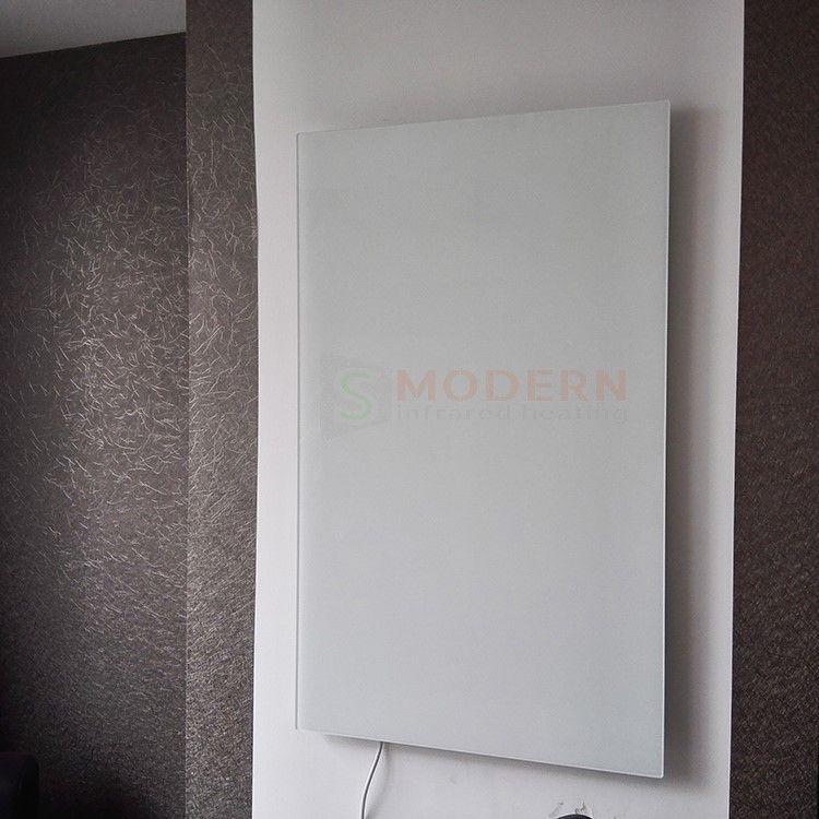infrapnel sklenený smodern SW700 - 700W biele sklo obr2
