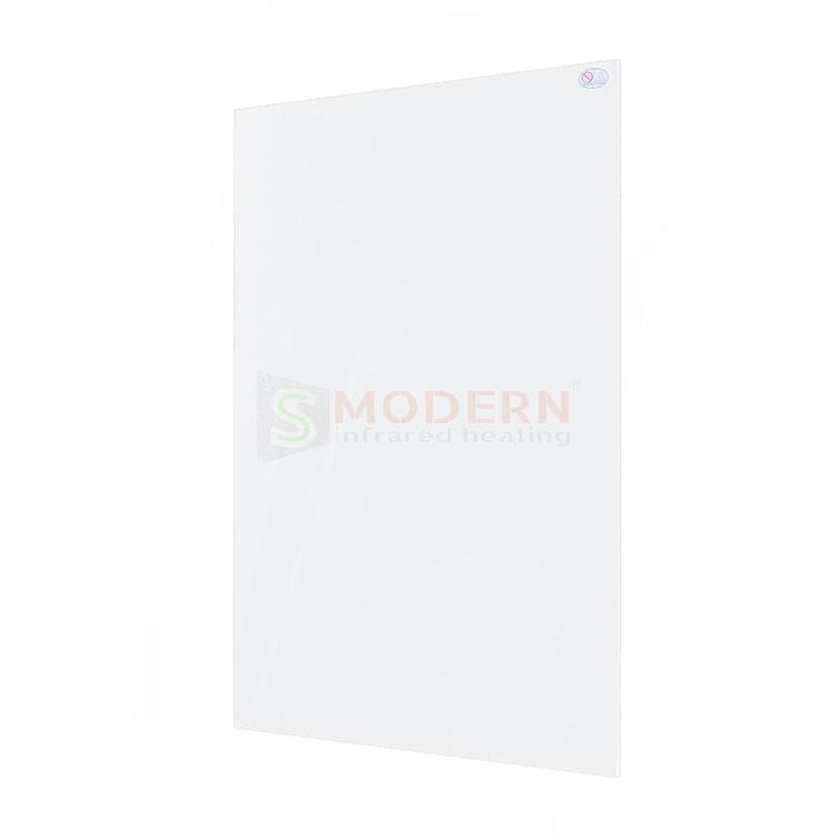 infrapnel sklenený smodern SW700 - 700W biele sklo